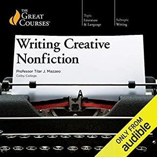 Writing Creative Nonfiction audiobook cover art