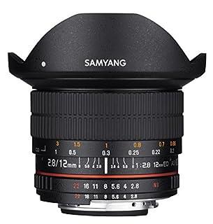 Samyang 12mm F2.8 Ultra Wide Fisheye Lens for Nikon DSLR Cameras - Full Frame Compatible (B00PDHY1PK) | Amazon price tracker / tracking, Amazon price history charts, Amazon price watches, Amazon price drop alerts