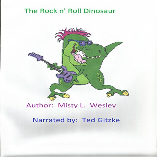 The Rock n' Roll Dinosaur cover art