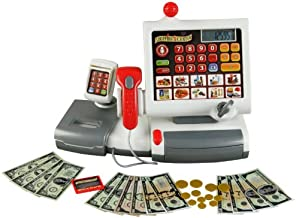 Theo Klein - Electronic Cash Register Premium Toys for Kids Ages 3 Years & Up