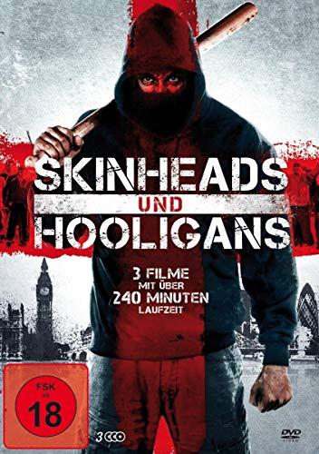 Skinheads und Hooligans - Box Edition (3 Filme auf 3 DVDs)