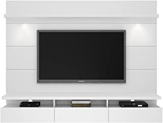 23852 Manhattan Comfort Cabrini Theater Entertainment Center Panel 2.2 in White Gloss