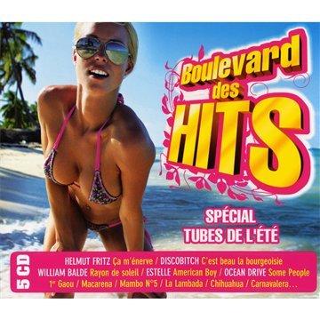 Boulevard des Hits Special Tubes de l\'Ete