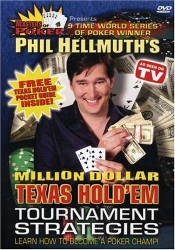 Masters of Poker: Texas Hold Em Tournament Strat [Reino Unido] [DVD]