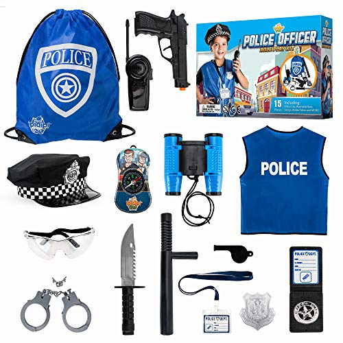 Police Officer Role Play Kit - 1...