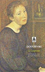 La Logeuse de Fedor Mikhaïlovitch Dostoïevski