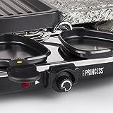 Zoom IMG-1 princess raclette pietra e griglia