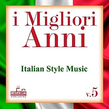 I migliori anni, Vol. 5 (Italian Style Music Instrumental)