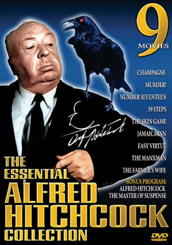 The Essential Alfred Special price for a limited time Hitchcock Collection OFFer