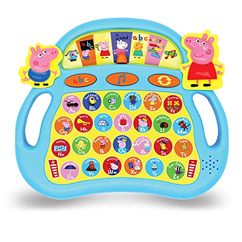 Peppa Pig Laugh & Learn Alphaphonics Interactive Toy