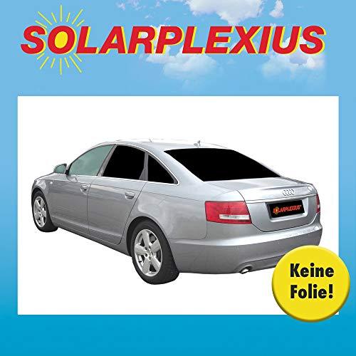 Solarplexius Sonnenschutz Autosonnenschutz Scheibentönung Sonnenschutzfolie A6 Typ C6 Bj. 04-11