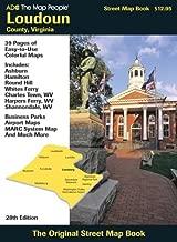 ADC the Map People Loudoun County, Va Street Map Book (Loudoun County VA Atlas)