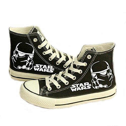 Telacos Star Wars Zapatos Darth Vader Anakin Skywalker Zapatos de lona Cosplay...