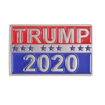 GuDeKe Donald Trump for President 2020 Enamel Pin