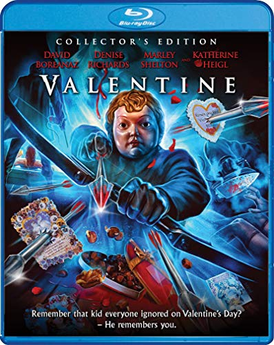Valentine Collector's Edition [Blu-ray]