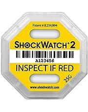 Shockwatch 2 – 25G (20 uds) Indicador Impacto