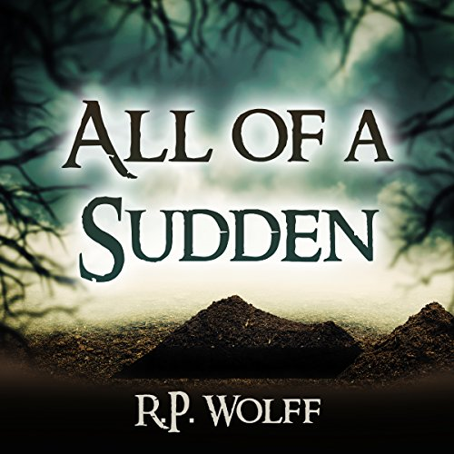 All of a Sudden audiobook cover art