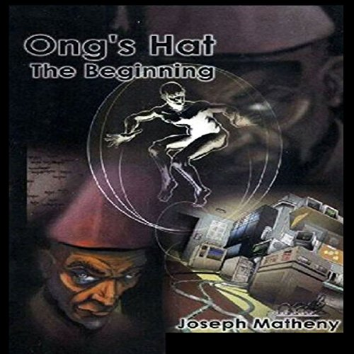 Ong's Hat audiobook cover art