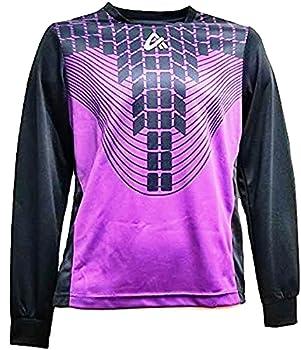 1 Stop Soccer Goalkeeper Soccer Goalie Jersey  Youth Medium Purple m