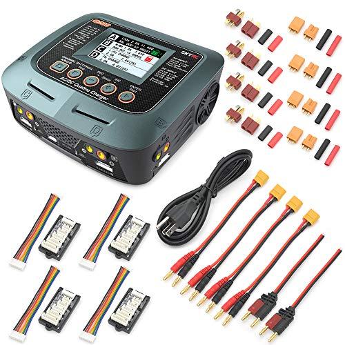 SkyRC Q200 Quattro RC Lipo Battery smart Balance Charger/Discharger With LCD Display for 1-6s LiHV/Li-Fe/Li-lon/NiMH/NiCD
