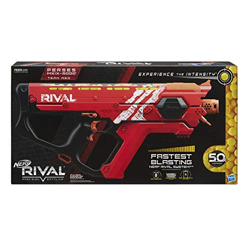 Nerf Rival Perses in the box