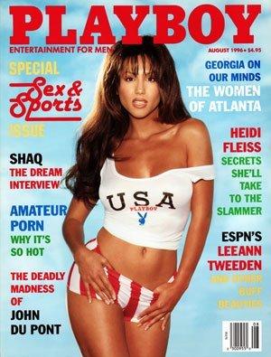 Playboy Magazine, August 1996