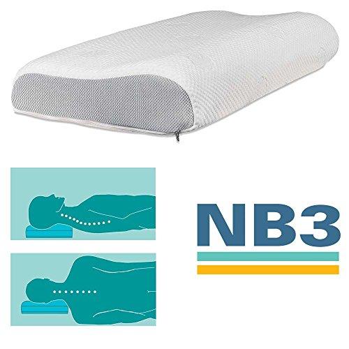 Nackenstützkissen Dormabell Cervical NB3 + GRATIS Tragetasche