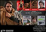 Hot Toys Star Wars Episode Vi Movie Masterpiece Action Figure 1/6 Luke Skywalker Endor De