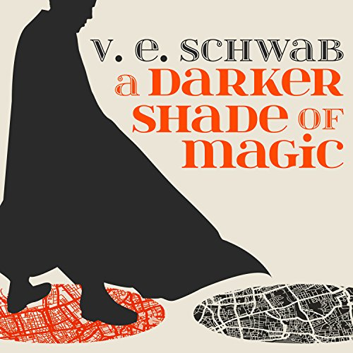 A Darker Shade of Magic  By  cover art