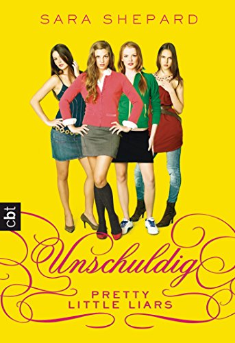 Pretty Little Liars 01: Unschuldig [Kindle Edition]