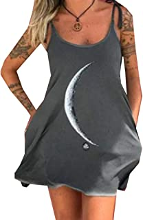 SportsX Women's Floral Printed Oversized Summer Backless Sling Stylish Vests