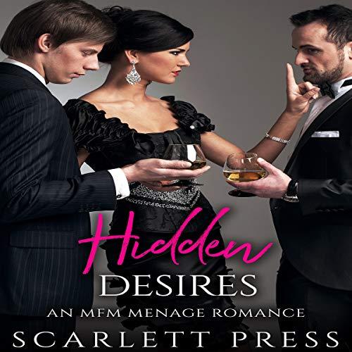 Hidden Desires Audiobook By Scarlett Press cover art