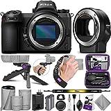 Nikon Z7 Mirrorless Digital Camera + Nikon FTZ Mount Adapter with Altura Photo Essential Accessory Bundle