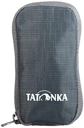 Tatonka Bottle Pouch Beutel, Titan Grey, 6 x 11,5 x 2 cm