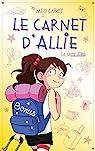 Le carnet d'Allie, tome 8 bonus : Le camp d'été - Edition illustrée par Cabot