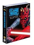 Anime - Star Wars: The Clone Wars S4 Complete Set (5DVDS) [Japan DVD] 10004-37125