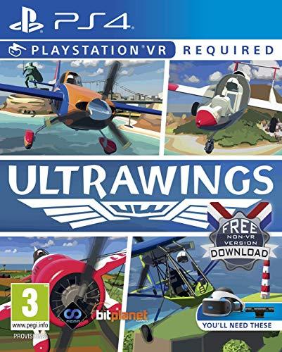Juegos Ps4 Vr Aviones Español Marca Tesura Games