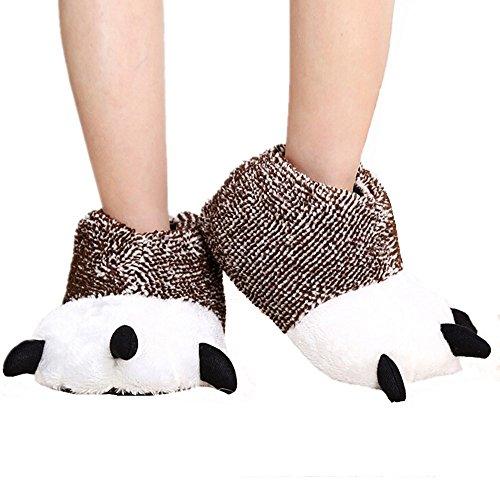 Fletion, Pantofole donna Bärenkrallen XL