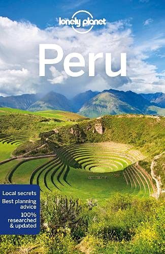 Lonely Planet Peru [Lingua Inglese]