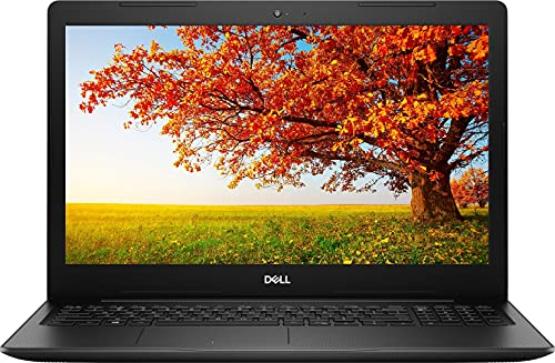 2021 Newest Dell Inspiron 3000 Laptop, 15.6 HD Display, Intel Core i5-1035G1, 16GB DDR4 RAM, 1TB Hard Disk Drive, Online Meeting Ready, Webcam, WiFi, HDMI, Win10 Home, Black