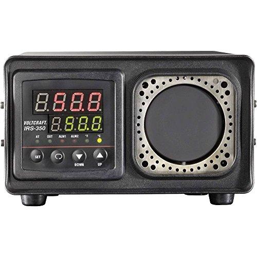 Voltcraft IRS-350 IR-kalibrator met zwarte behuizing voor het kalibreren van infrarood thermometer