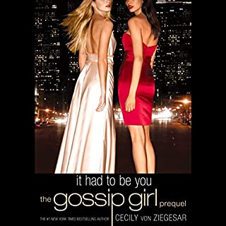 Couverture de Gossip Girl