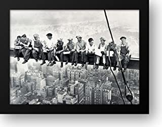 Lunchtime Atop a Skyscraper, c.1932 24x20 Framed Art Print by Ebbets, Charles C.