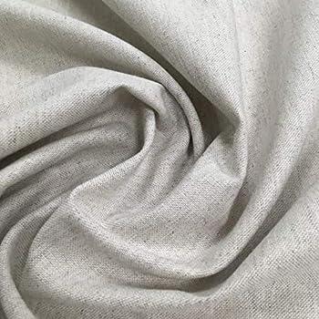 Tela por metros de loneta lisa - Half Panamá 100% algodón - Ancho ...
