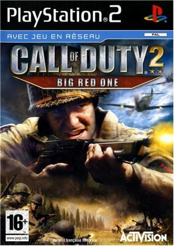 Call of Duty 2 - Big Red One [Import: Francia]