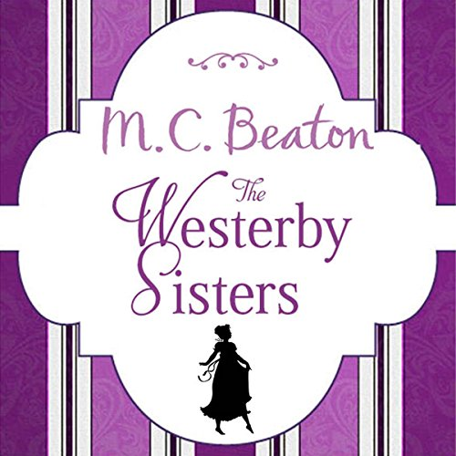 The Westerby Sisters audiobook cover art