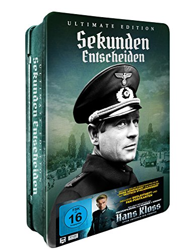 Sekunden entscheiden - Ultimate Edition (inkl. Neuverfilmung Hans Kloss) [7 DVDs]