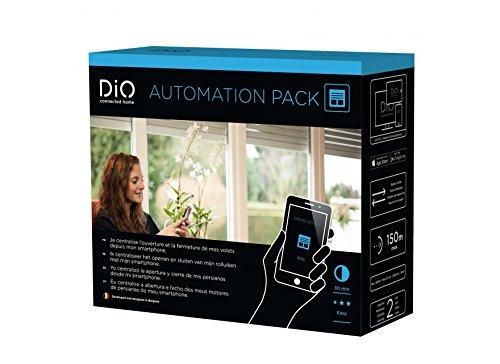 CHACON Pack Chauffage électrique DiO connecté avec fil pilote