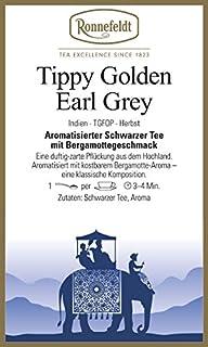 Ronnefeldt - Tippy Golden Earl Gery - aromatisierter Schwarztee, 100g - lose