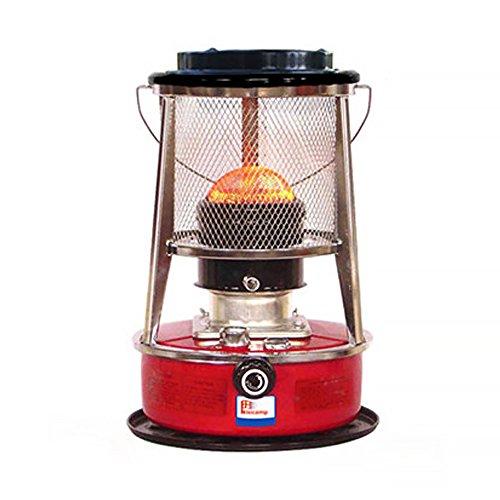 Vogvigo Nueva queroseno de calefacción Estufa al aire libre calentador acampar Equipo de pesca de calefacción horno de cocción